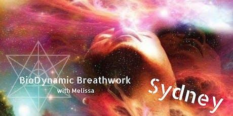 BioDynamic Breathwork - Reveal - Release - Remember tickets