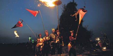 PUCA Festival - Hill of Ward - The Coming of Samhain tickets