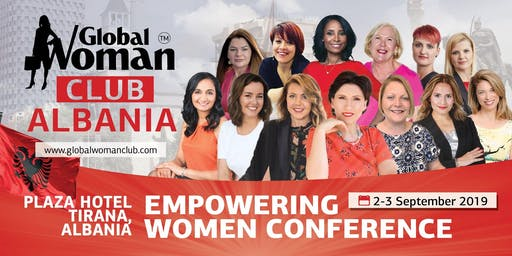 THE GLOBAL WOMAN BUSINESS CONFERENCE IN TIRANA