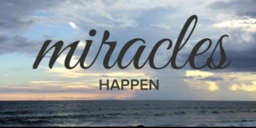 2nd AnnualMiracles Happen Conference