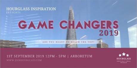 Game Changers 2019  tickets