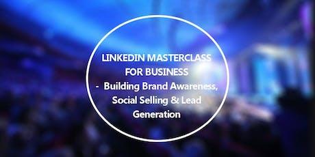 LinkedIn Masterclass for Business – Sunshine Coast tickets