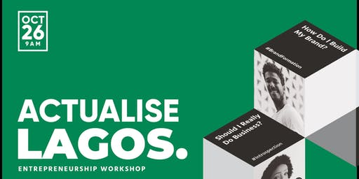 ActualiseLagos - Starting & Running A Small Business Workshop in Lagos