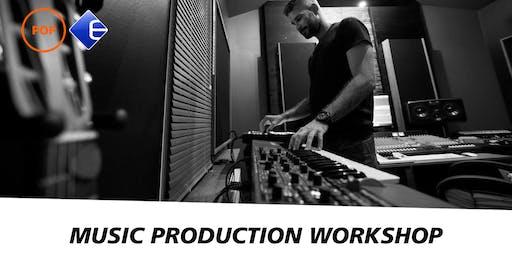 Open Day Workshop: Sample based sinteza zvuka u Abletonu