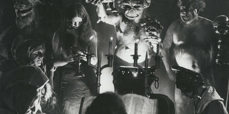PUCA Festival - Häxan - Film with Live Score tickets