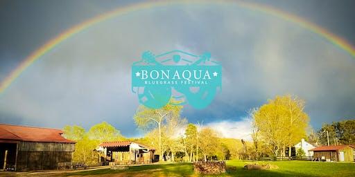 Bon Aqua Bluegrass Festival 2019