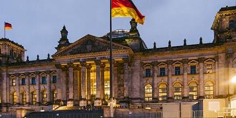 German (1A Beginner) Part-time Evening Course - Term 4 tickets