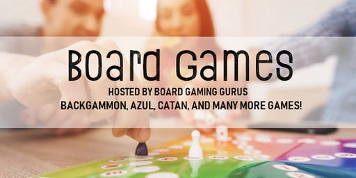 Board Games @ TheHub6163