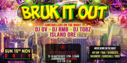 BRUK IT OUT !!!