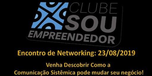 Clube SOU EMPREENDEDOR - NETWORKING