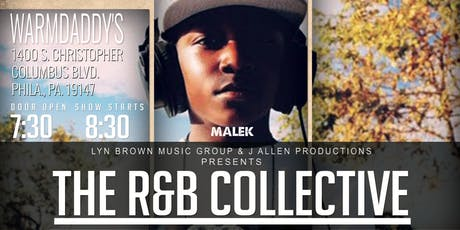 The R&B Collective  tickets