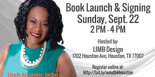 What Million-Dollar Brands Know Book Tour - Houston