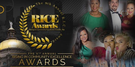 The 9th Annual RICE Awards - GA tickets