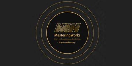 MasteringWorks 10 Year Anniversary Party tickets