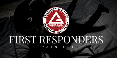 Gracie Barra Law Enforcement, Armed Services and First Responders Free Summer Training 2019
