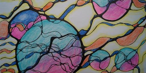 Neurographik Basiskurs - Zeichenkurs - Malkurs
