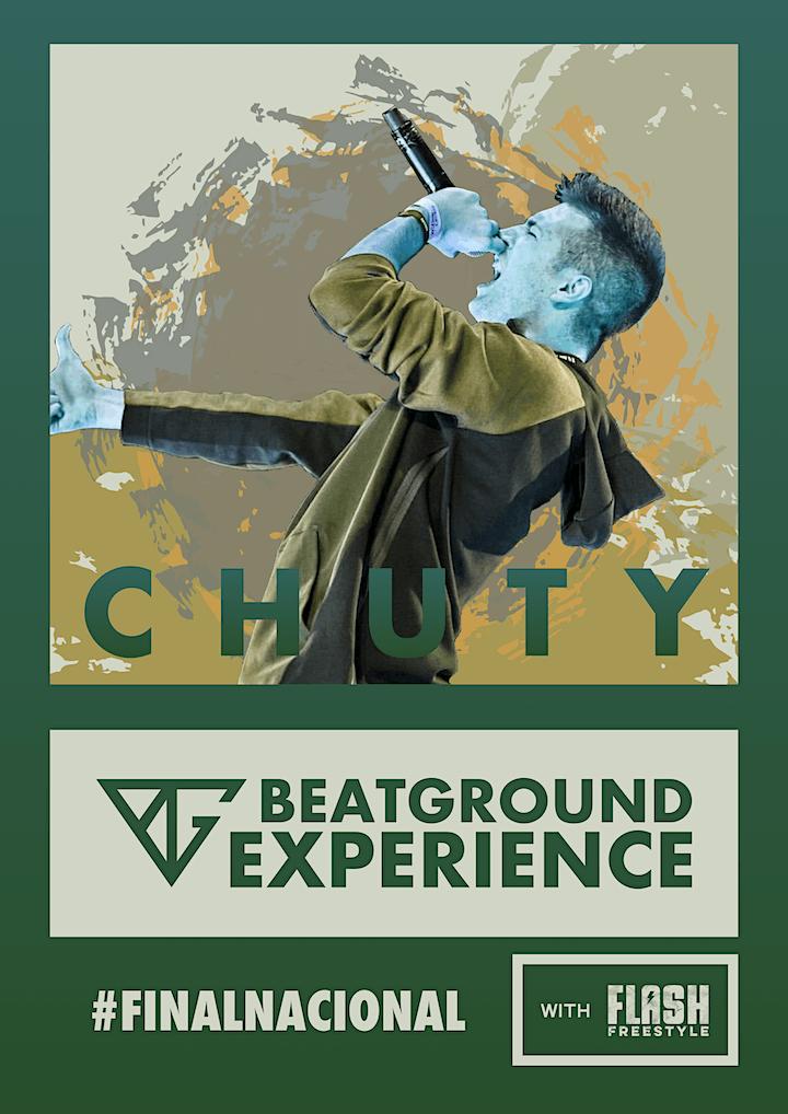 Imagen de BEATGROUND EXPERIENCE with FLASH FREESTYLE