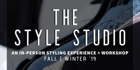 The Style Studio | Fall/Winter '19 tickets