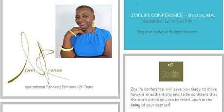 Zoelife Conference tickets