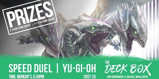 YuGiOh! Speed Duel