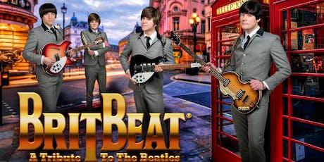 BritBeat - America's Premier Beatles Tribute tickets