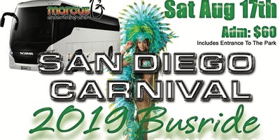 Caribbean Carnival Bus Ride