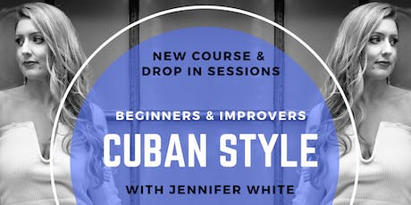 September Edition - LADIES CUBAN SALSA STYLING - Beginners & Improvers tickets