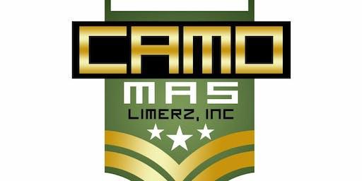 CAMO BOAT RIDE & T-SHIRT MAS