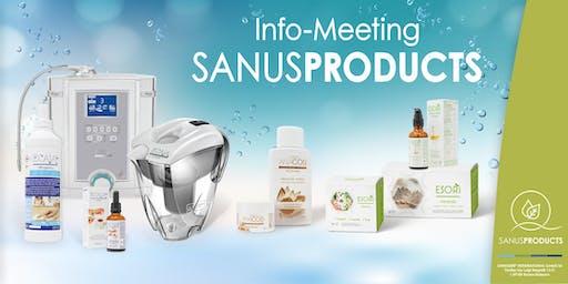 Info Meeting ECAIA Wasser