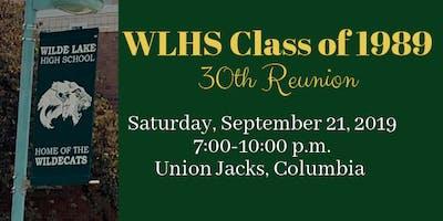 WLHS Class of '89 30th Reunion