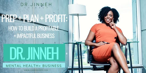 Prep + Plan + Profit: How to Build A Profitable + Impactful Speaking Business