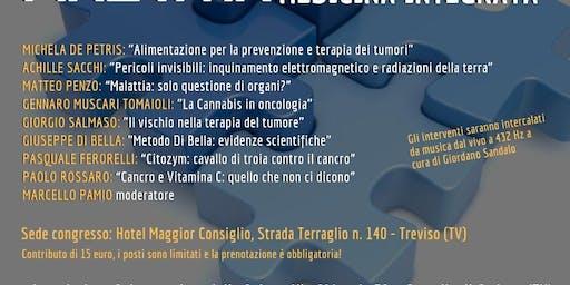 """Convegno """"Malattia: approcci di medicina integrata"""""""