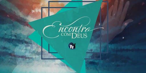 ENCONTRO COM DEUS -  2019