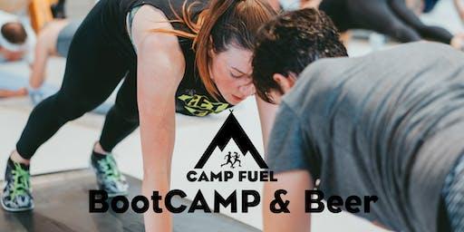 BootCAMP & Beer V14| Junction Craft Brewing | Camp Fuel