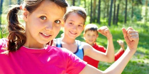 Taktische Selbstverteidigung- kostenloser Schnupperkurs für Kinder
