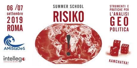RISIKO:  SUMMER SCHOOL IN ANALISI GEOPOLITICA biglietti