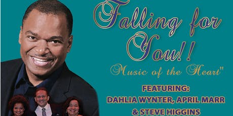 """Steve Higgins & Friends- Atlanta!- Real music of  Love- """"Falling For You""""! tickets"""