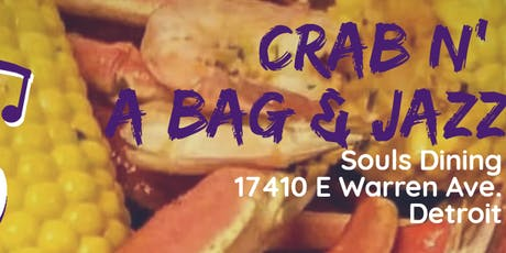 CRAB N' A BAG & JAZZ tickets