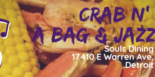 CRAB N' A BAG & JAZZ
