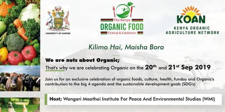 The Organic Festival KE tickets