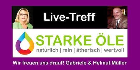 Starke Öle Live-Treff in Dreieich Tickets