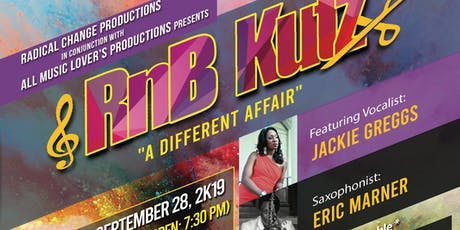 RnB Kutz tickets