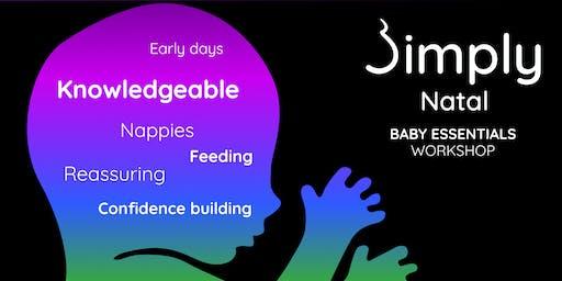 Baby Essentials Workshop