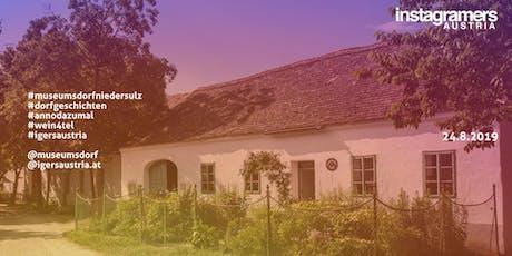 InstaWalk | Museumsdorf Niedersulz Tickets