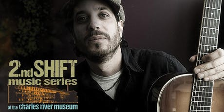 2nd SHIFT Concert: DANNY SCHMIDT tickets