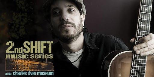 2nd SHIFT Concert: DANNY SCHMIDT