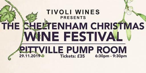 Cheltenham Christmas Wine Festival 2019