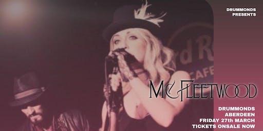 McFleetwood Live Aberdeen