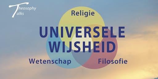 Universele Wijsheid: Religie + filosofie + wetenschap - Theosophy Talks