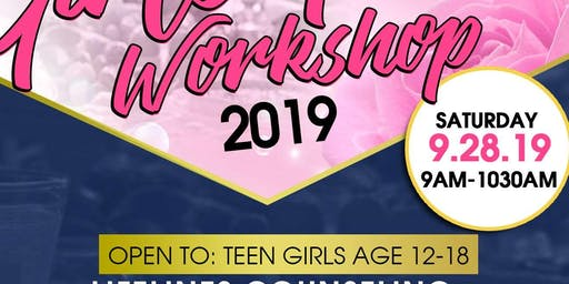 Girls Rock 2019 Workshop- Compass II Life Services